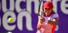 WTA Dubai: Niculescu se oprește și la dublu