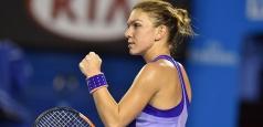 WTA Dubai: Simona, ce emoții!
