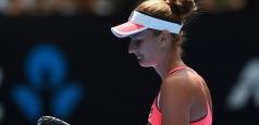 WTA: Uzura fizică își spune cuvântul