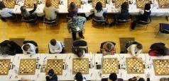 Campionatul European: Patru victorii românești în runda inaugurală