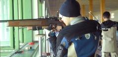 Alin Moldoveanu conduce echipa României la Campionatele Europene de tir pentru arme cu aer comprimat