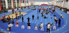 România va fi reprezentată de 17 sportivi la Europenele indoor de la Praga