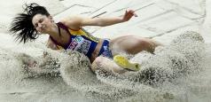 CE Indoor: Florentina Marincu, medaliată cu bronz la lungime