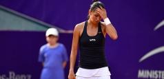 WTA Monterrey: Olaru părăsește competiția