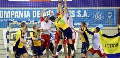 LNM: Dinamo clachează la Turda