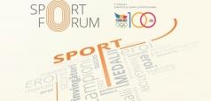 COSR organizează Sport Forum