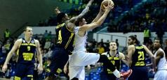 FIBA EuroChallenge: Energia a câștigat primul meci din sferturi