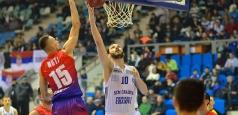 Liga Balcanică: SCM U Craiova, învinsă acasă în barajul pentru semifinale