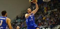 FIBA EuroChallenge: Energia, învinsă în Franța, va juca acasă meciul decisiv din sferturi