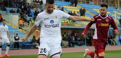 Liga 1: Gaz Metan Mediaş - CFR Cluj 0-0