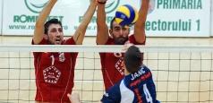 Divizia A1: Tomis Constanța a câștigat și al doilea meci al semifinalei