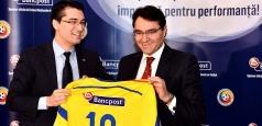 Bancpost, sponsor oficial al FRF și al Echipei Naționale