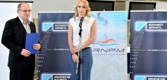 Camelia Potec a lansat campania ''Pașaport pentru performanță''