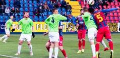 Liga 1: Primul gol primit, prima înfrângere a sezonului