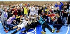 HCM Minaur Baia Mare câștigă Cupa României