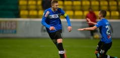 Bogdan Mitrea, noul golgheter al Ligii 1