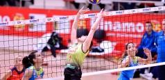 Dinamo și Știința își vor disputa Cupa României la volei feminin