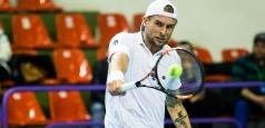 ATP Napoli: Ungur, traseu scurt