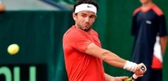 ATP Casablanca: Primul turneu, prima finală