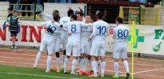 Liga 1: FC Braşov - FC Botoşani 0-1