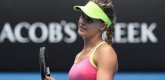 FedCup: Eugenie Bouchard va juca în meciul cu România