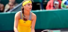WTA Bogota: Succes numai la dublu