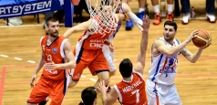LNB m: Steaua și Mureșul, victorii decisive