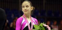 Campionatele Europene: Andreea Munteanu a cucerit aurul la bârnă