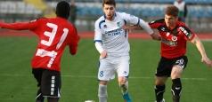 Liga 1: Pandurii Tg. Jiu - U Cluj 0-1