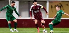 Liga 1: Rapid București - Concordia Chiajna 1-0