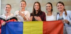 România a urcat pe locul 7 în clasamentul Fed Cup