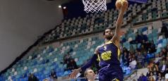 Energia Tg. Jiu, locul al treilea în FIBA EuroChallenge