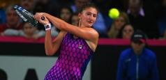WTA Praga: Begu iese din primul tur la Praga