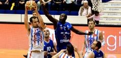 LNB m: Steaua pornește cu stângul în semifinală