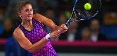 WTA Madrid: Begu intră în sferturi la dublu