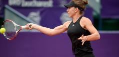 WTA Roma: Dublu productiv pentru Halep