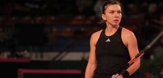 WTA Roma: Halep, eliminată la dublu