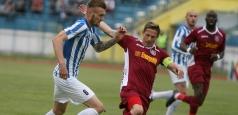Liga 1: CSMS Iași - CFR Cluj 0-3