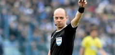 Marius Avram arbitrează semifinala EURO U17