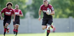 SuperLiga CEC Bank: CS Dinamo - Timișoara Saracens 23-34