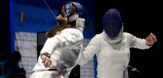 Bianca Pascu, locul 6 în proba individuală de sabie la Europene