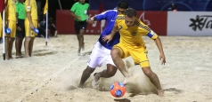 Fotbal pe plajă: România participă la un turneu internațional în Egipt