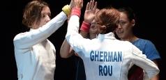 Echipa feminină de spadă a României, aur la Europene