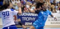 Larvik, înlocuită de HCM Baia Mare la Bucharest Trophy