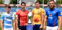 World Rugby Nations Cup debutează vineri