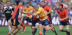 World Rugby Nations Cup: România - Spania 35-9