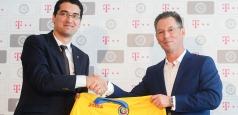 Telekom România, noul sponsor principal al echipei naționale