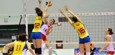 Jocurile Europene: România - Belgia 0-3