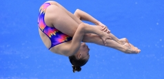 Anca Șerb a încheiat evoluția sportivilor români la Rostock