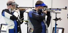 Jocurile Europene: Alin Moldoveanu, locul 22 la pușcă aer comprimat 10 m
